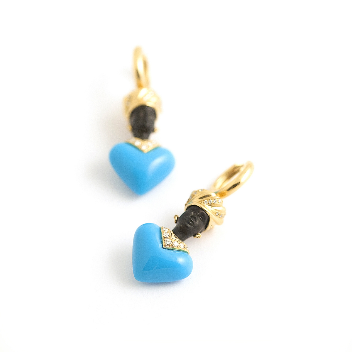 Amoretti earrings